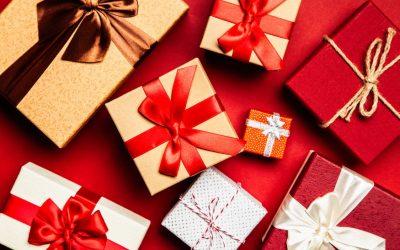 Guia de regalos navideños